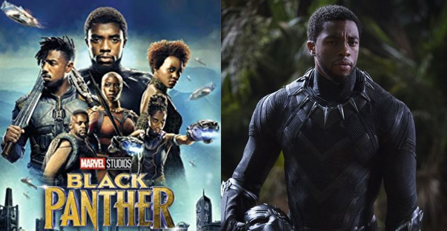 Black Panther becomes the first Marvel film to be nominated for Golden Globes