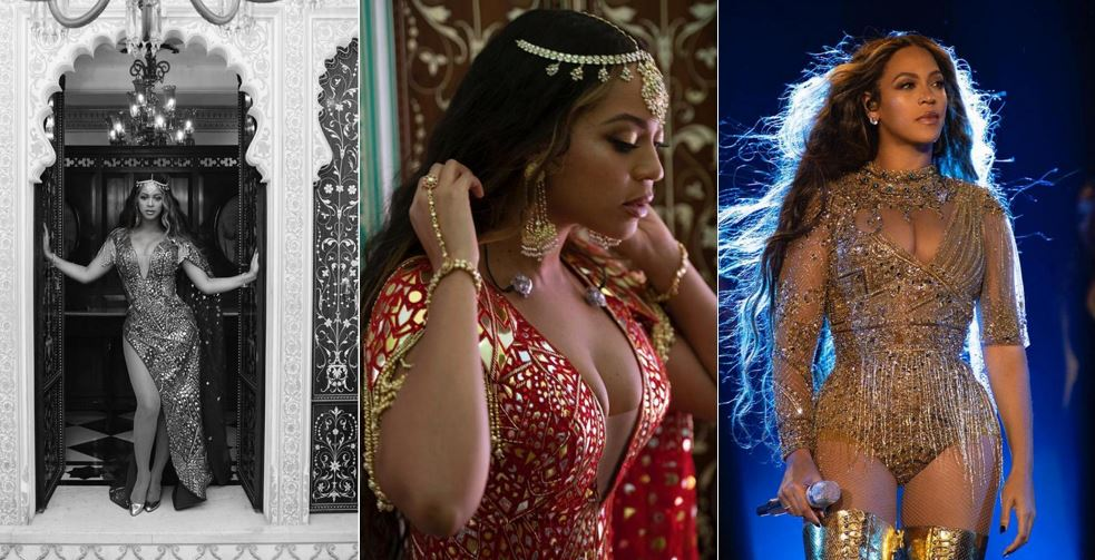 Beyoncé performs at the wedding of the daughter of India's richest man (Photos)