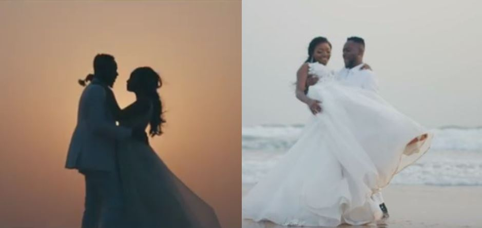 """I asked my girl of 5 years to be my wife"" — Singer Adekunle Gold confirms marriage to Simi"
