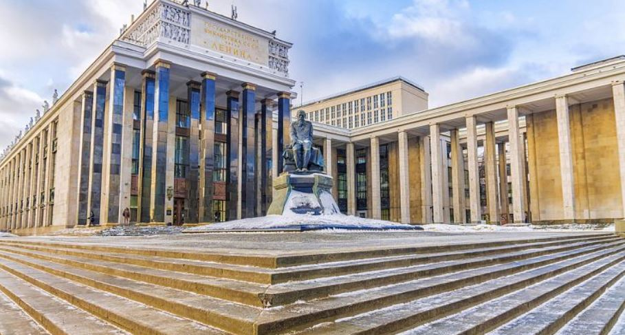 BUDGET DESTINATIONS: Visiting the Biggest Library In the World