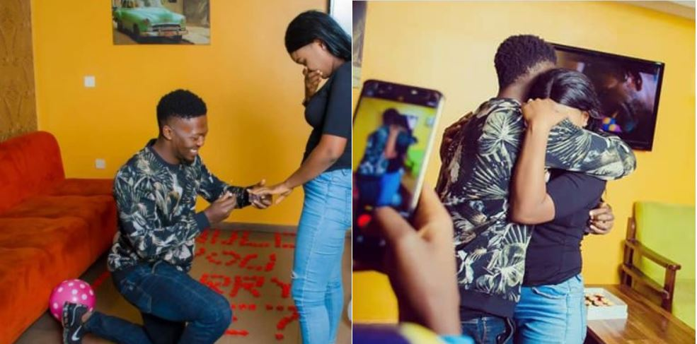 Nigerian lady about to get married to man she asked out on Facebook (photos)