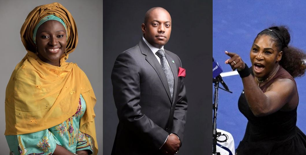 "Feminists react to Fela Durotoye describing his running mate as a ""beautiful and delectable"" lady at the 2019 presidential debate"
