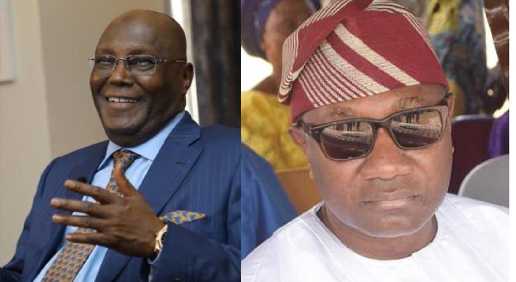 #10YearChallenge: Presidential aspirant, Atiku Abubakar and billionaire Femi Otedola join challenge (Photos)