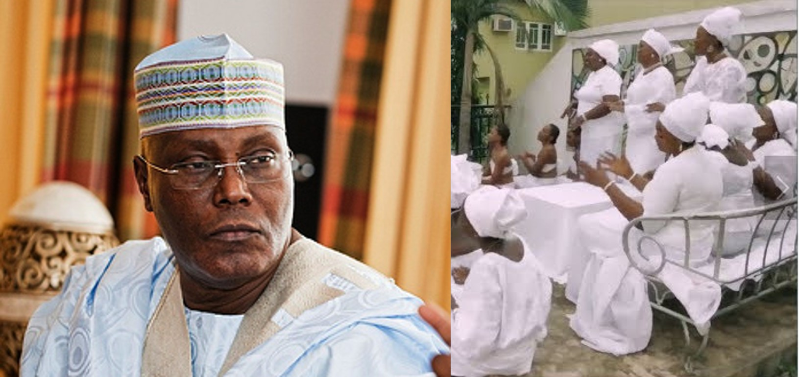 Association of White Witches in Nigeria, AWWN Issues Warning To Atiku Ahead Of Presidential Elections