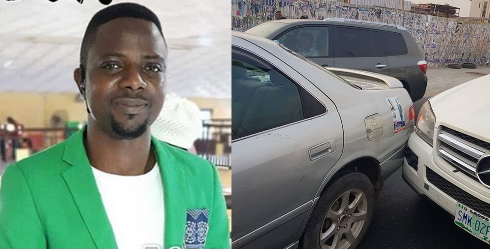 Nigerian man narrates how he was oppressed by a Benz owner (Photos)