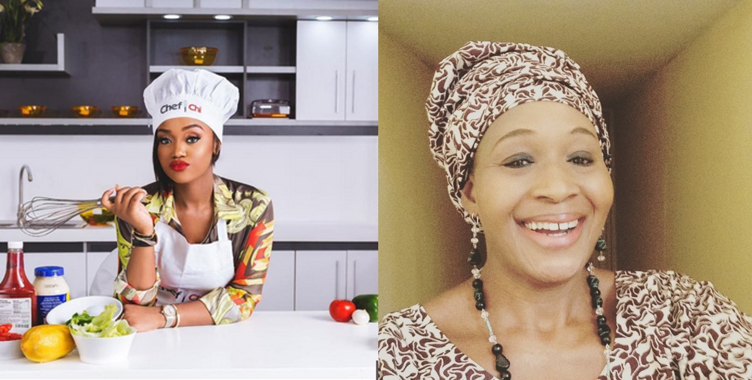 Davido's girlfriend Chioma is not a chef, don't use titles loosely – Kemi Olunloyo