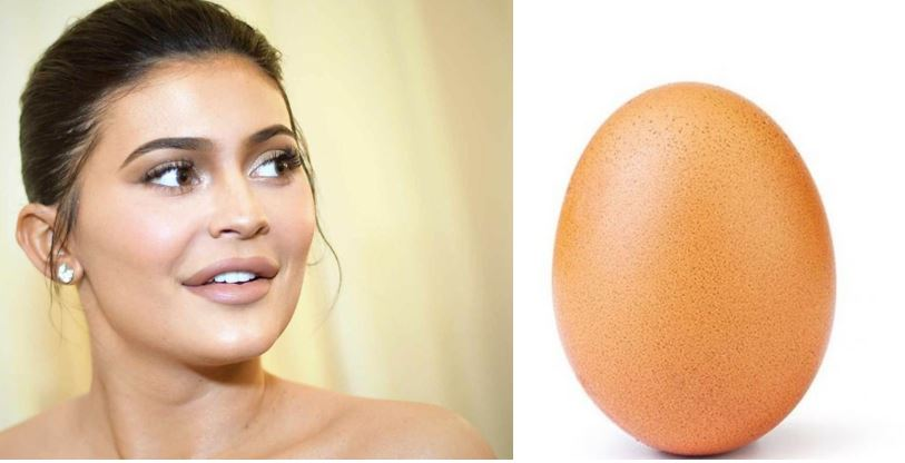 New Record: An Egg becomes the most liked photo on Instagram