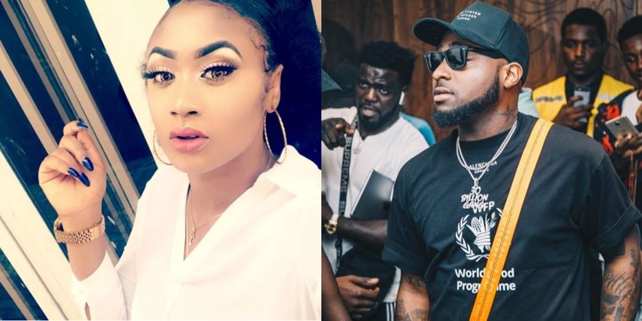 Davido Is My Dream Husband – Actress Sonifoxy Reveals