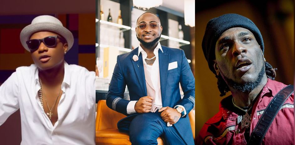 The highest earners in the Nigerian music industry