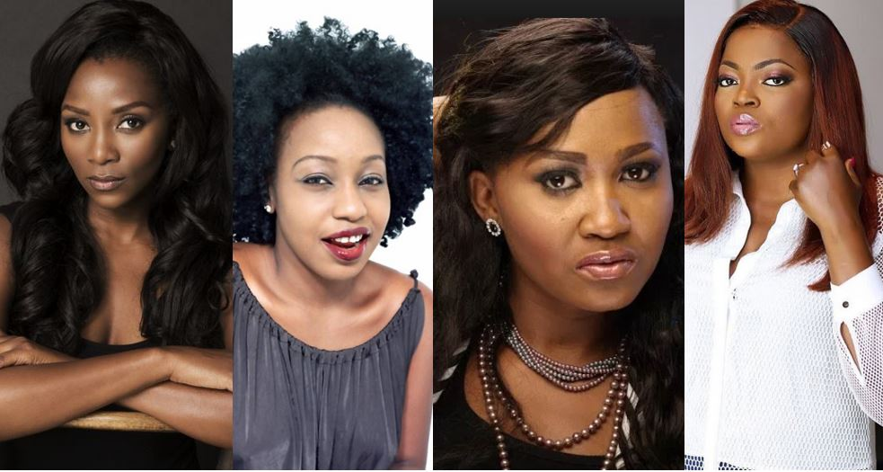 The Richest Actresses In Nigeria And Their Net Worth