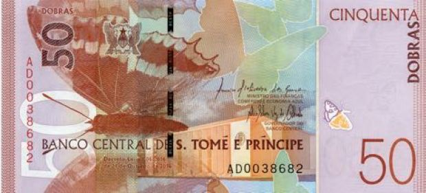 Sao Tome and Principe Dobra