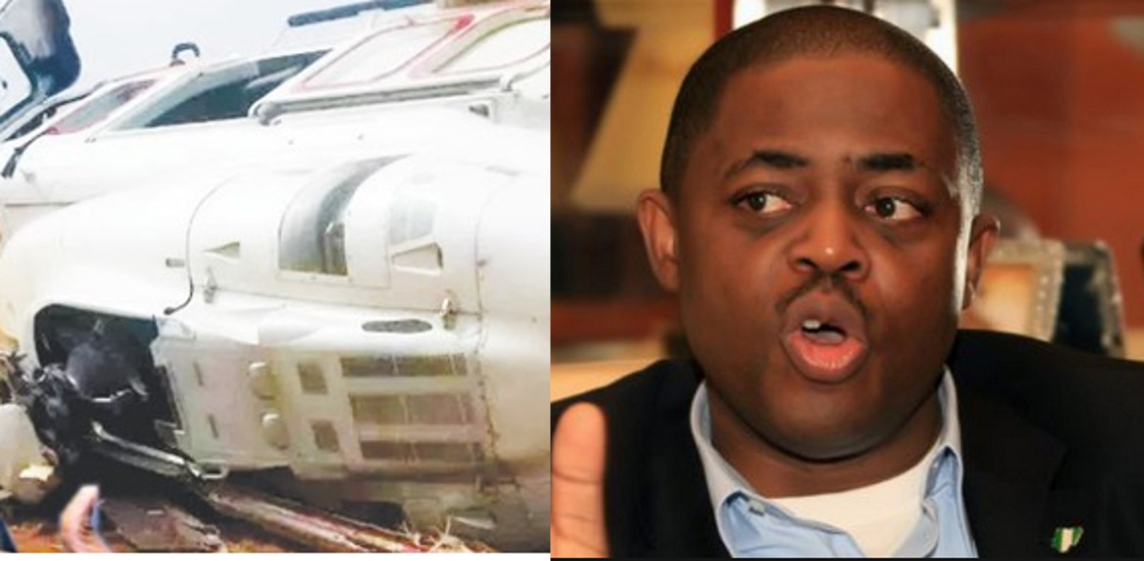 Osinbajo's helicopter crash is a final warning from the living God – Fani Kayode