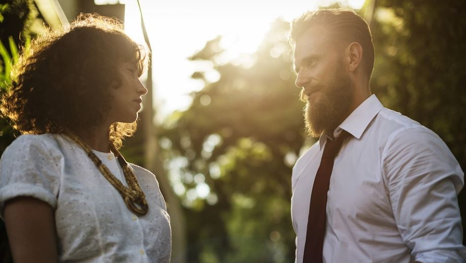 Are you crushing on her? 4 ways to get her talking to you