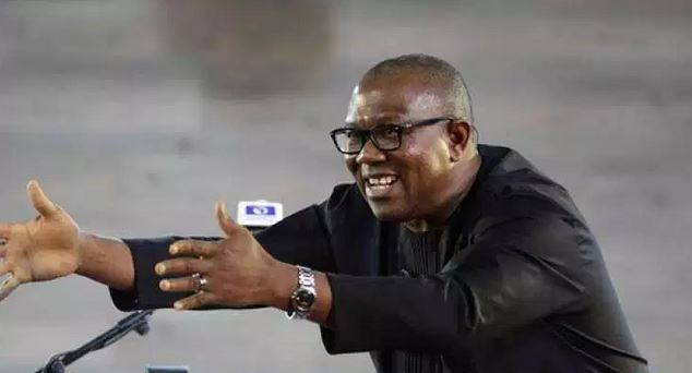 Peter Obi rejects presidential election results in Anambra state