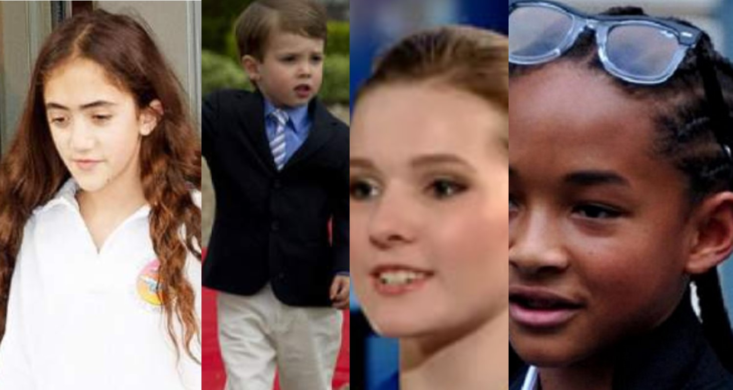 The richest kids in the world