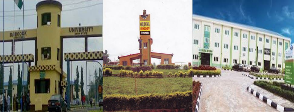 The Cheapest Private Universities In Nigeria