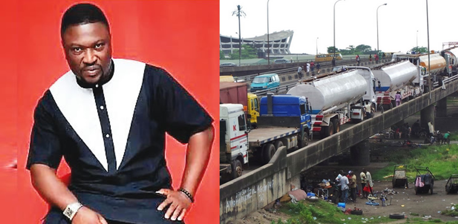 Actor Femi Branch Blasts Dangote As He Rants About The Return Of Trucks On Lagos Bridges