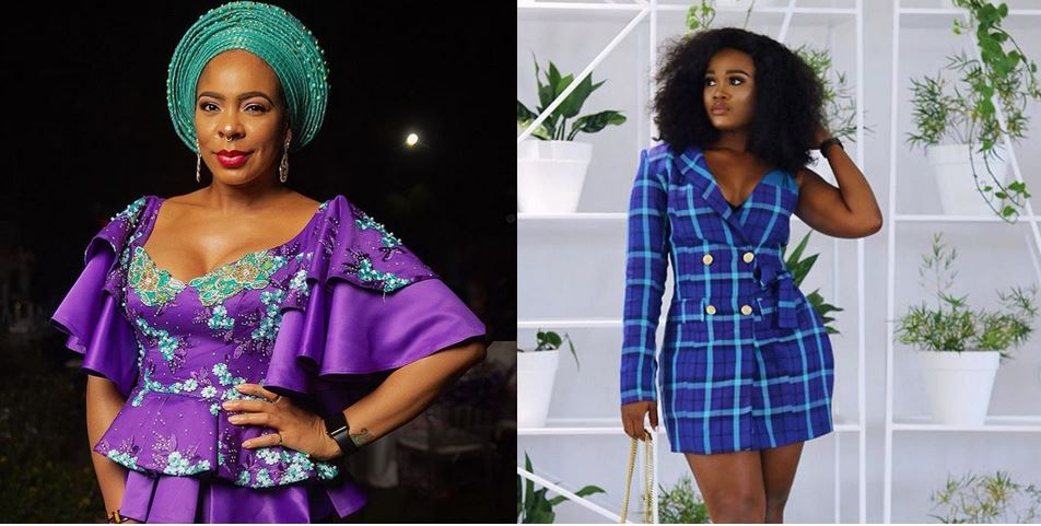 Tboss's fanpage calls her out for shading Cee-C after she revealed that Alex slept with Tobi in South Africa after BBNaija show