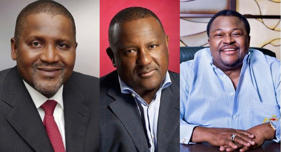 Four Nigerians Make Forbes' List Of The World's Black Billionaires Of 2019 (List)