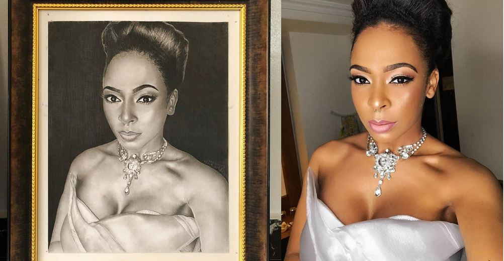 Tboss replies troll who tried to body-shame her