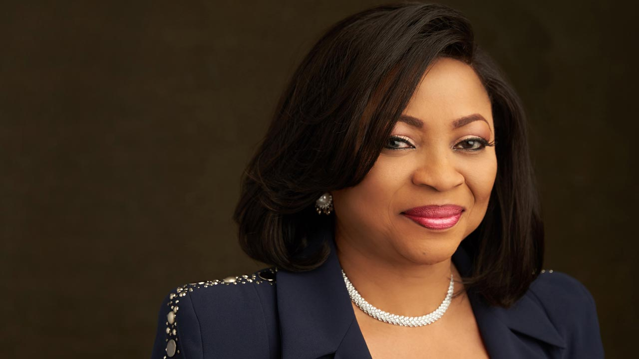 """Success does not come over night"", says Nigeria's richest woman, Folorunso Alakija"