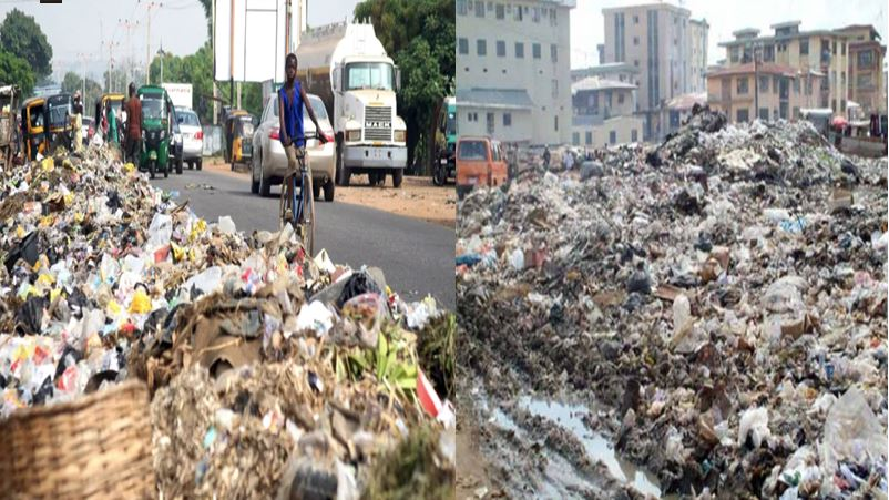 The Top 10 dirtiest states in Nigeria