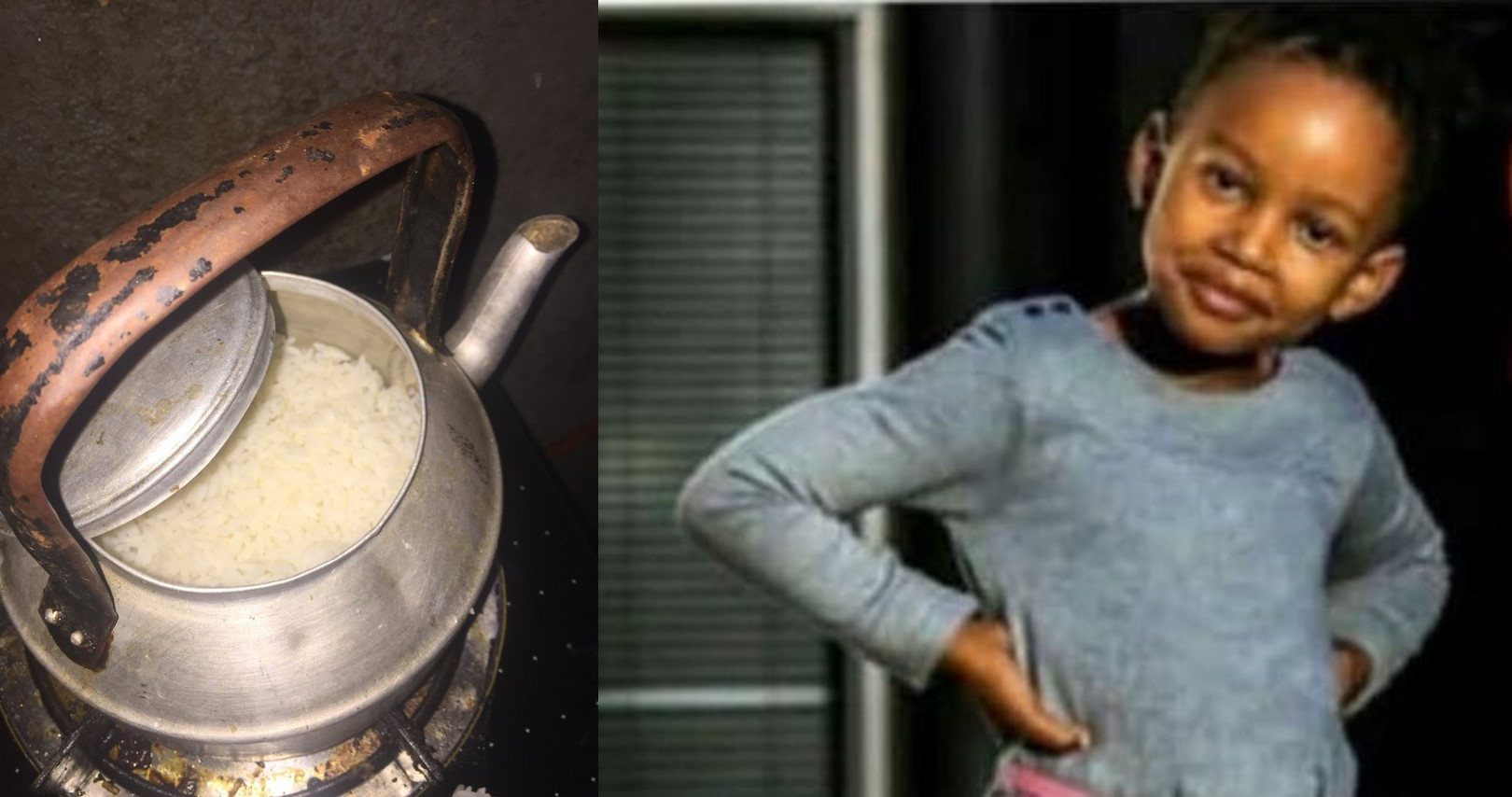 Man narrates how a girl he brought home cooked rice for him using a kettle, Nigerians react