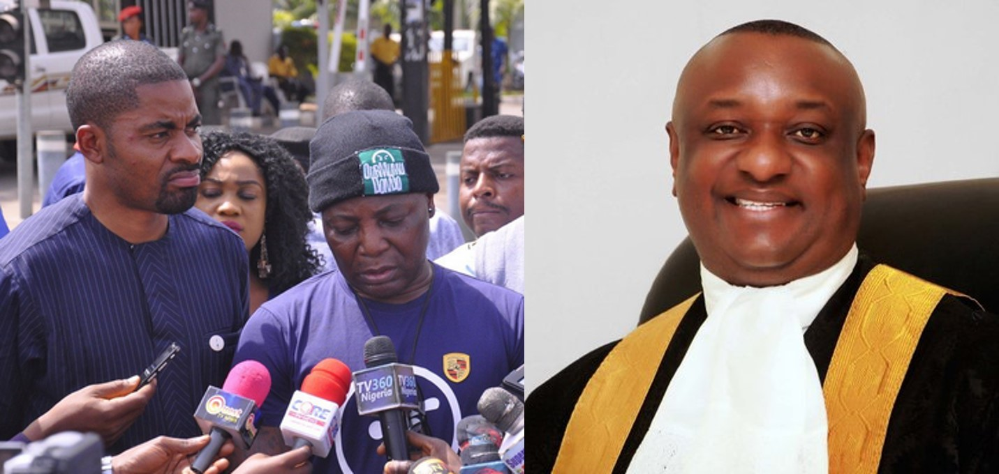 Festus Keyamo denies Charly Boy's allegation that he paid for Atiku diss song, Nigerians react