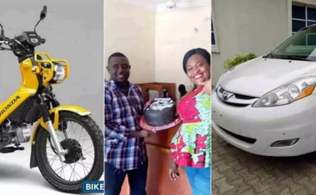 Nigerian woman shares her interesting love story with husband