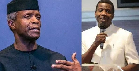 How Pastor Adeboye's prayer saved my life – Osinbajo gives two testimonies