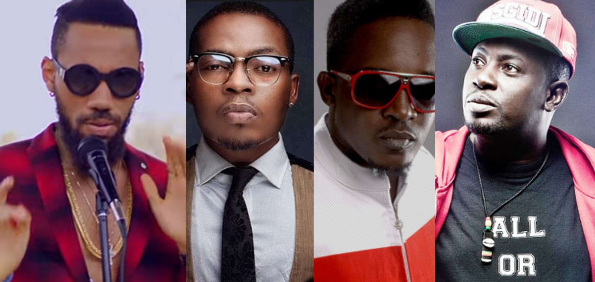 10 best rappers in Nigeria 2019