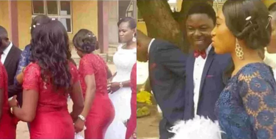 NKST Church pastor sends Catholic guests out of church during wedding