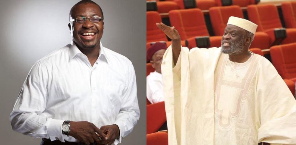 Alibaba reacts to Senator Olusola's statement on the constitution being Nigeria's problem