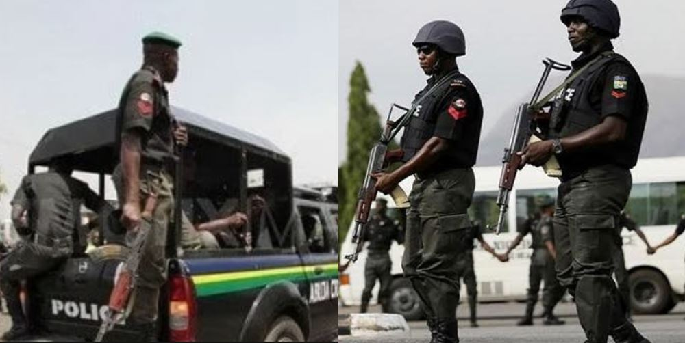 Policemen allegedly plants weed in passenger's bag in Anambra State