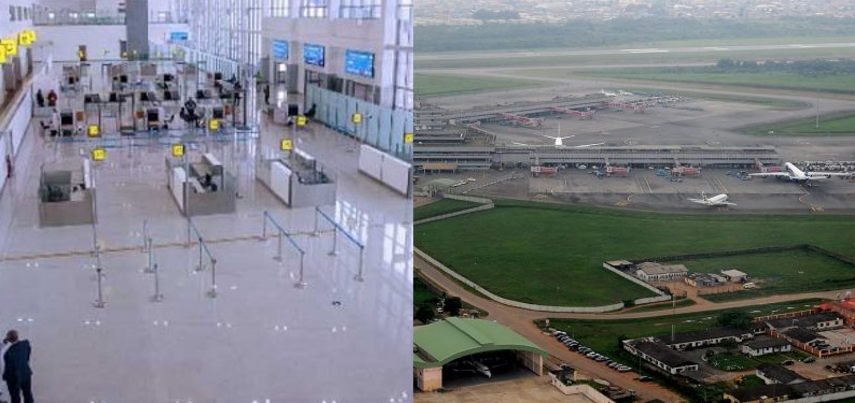 Top International Airports In Nigeria – Locations And Photos