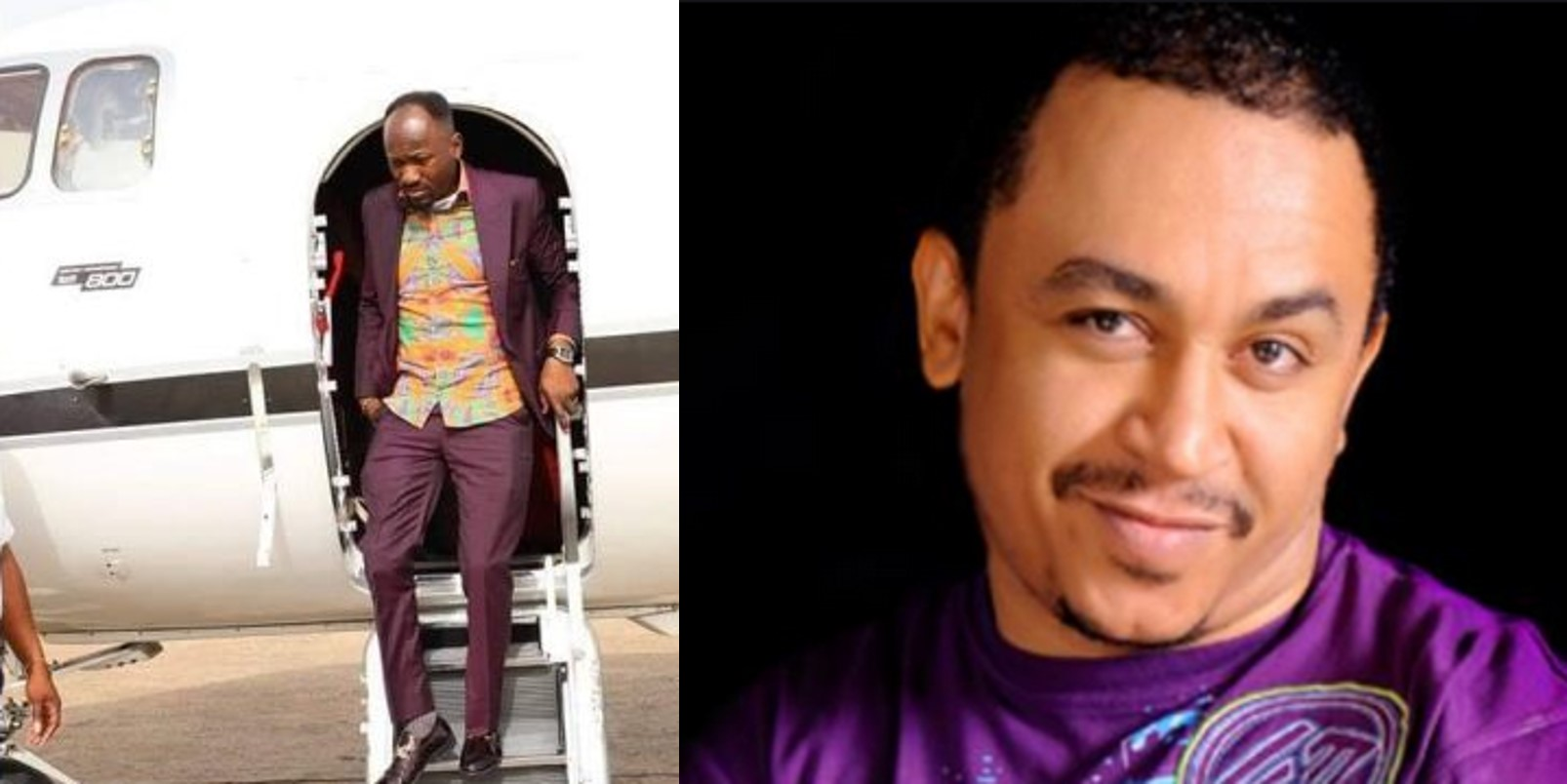 Daddy Freeze reacts to Apostle Johnson Suleman acquisition of private jet