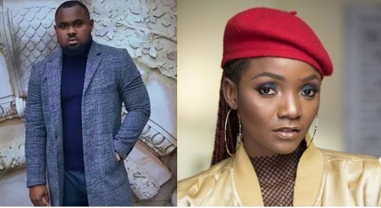 'Take your yahoo sermon to the slums of Bariga' – Canada-based Nigerian man writes an open letter to Simi