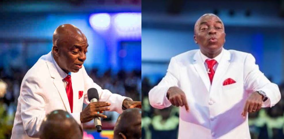 God swore to make me rich because I gave him a car many years ago – Bishop Oyedepo reveals