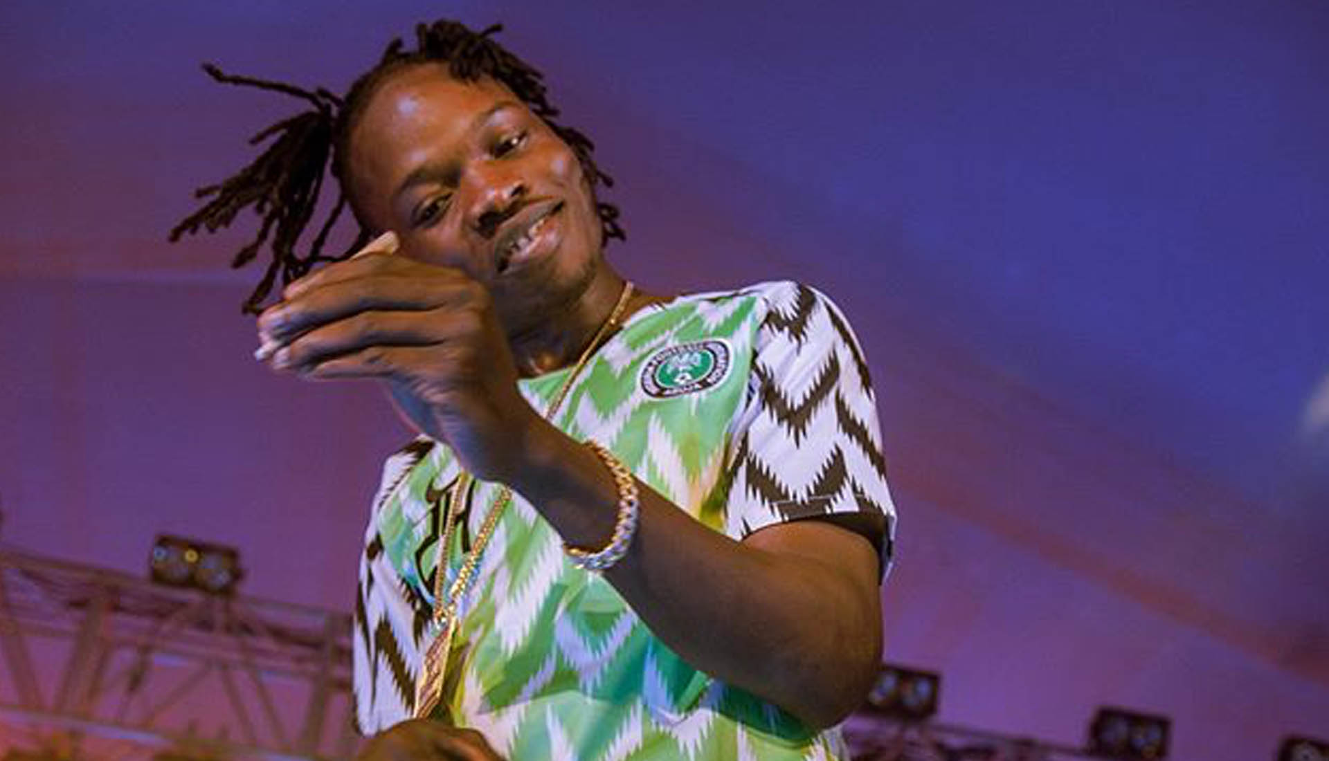 Naira Marley recounts experience he had with an innocent man who has been in jail for 2 years