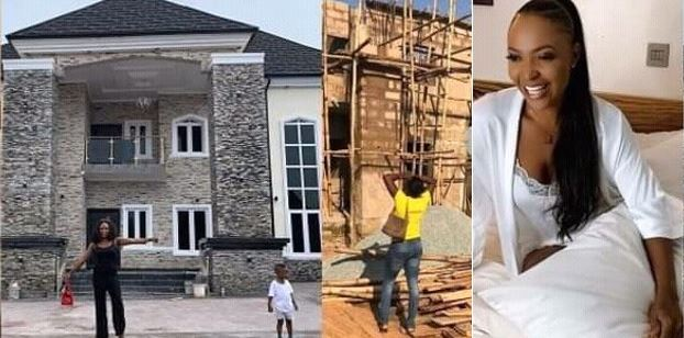 """""""Owner"""" of home flaunted by Blessing Okoro speaks out"""