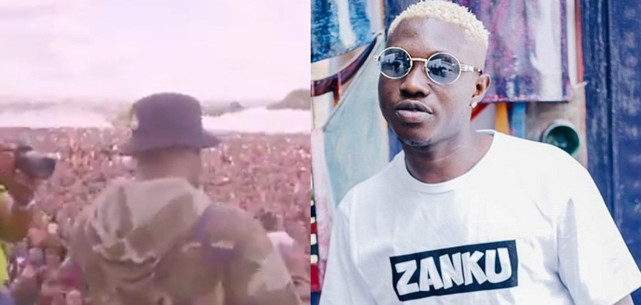 Zlatan Ibile begs to perform at Regina Daniels' carnival in Delta, Kemi Olunloyo and others react