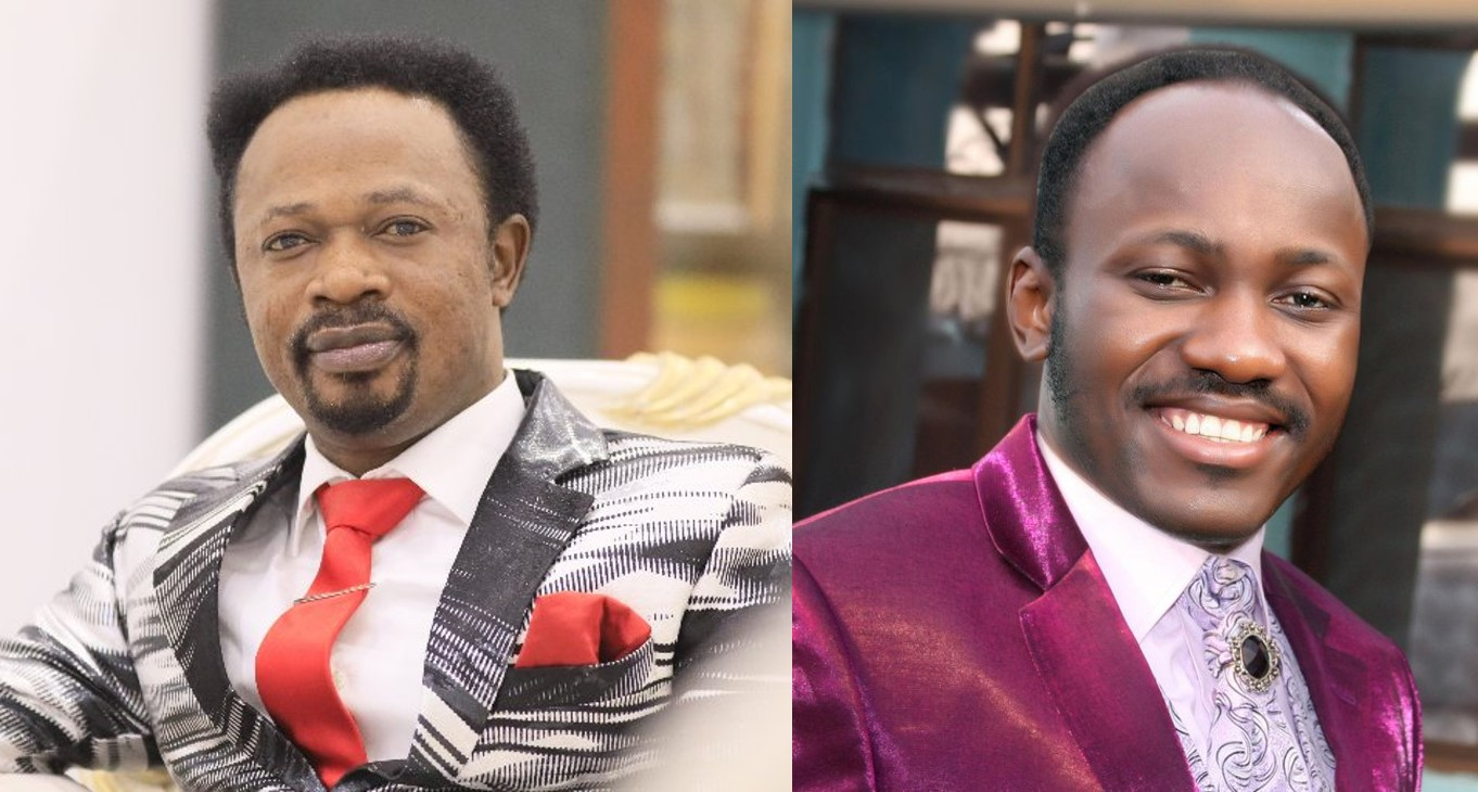 Apostle Suleman and Joshua Iginla buying private jets were publicity stunt – Charles Awuzie says