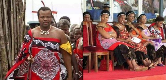 I never ordered men to marry more wives or be jailed – King of Swaziland releases statement