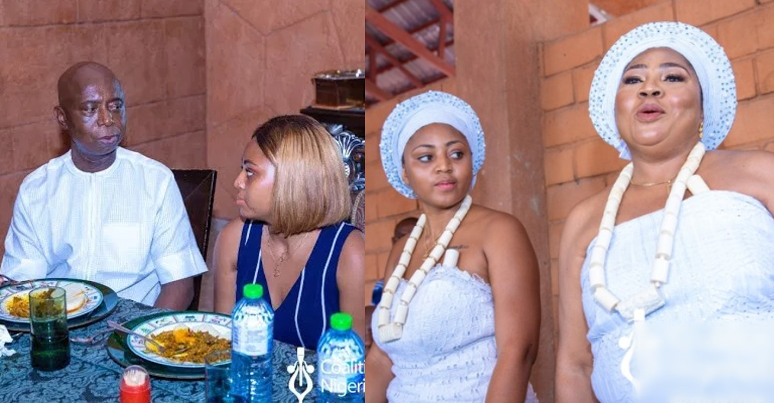 Nigerian lady heavily blasts Regina Daniels' mother for giving her daughter to Ned Nwoko