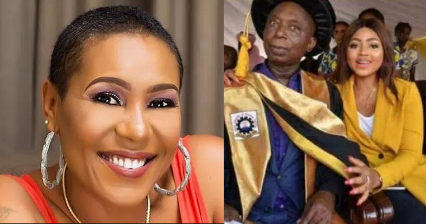 'Your place in hell will sure be the hottest' – Actress Shan George blasts Ned Nwoko