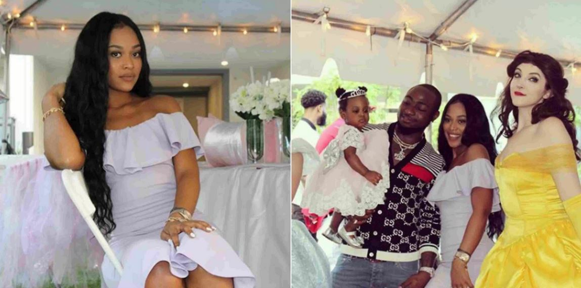 How I reacted when I found out I was pregnant for Davido – Davido's second babymama reveals