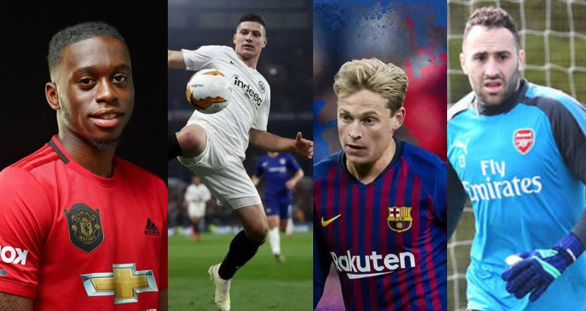 All Confirmed Transfers Across Europe's Top Five Football Leagues