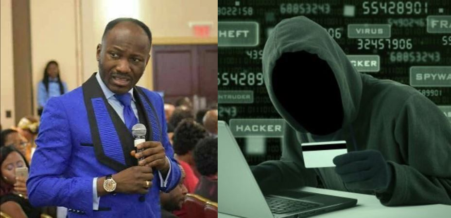 Apostle Suleman shares his experience with a yahoo boy who brought gifts to him