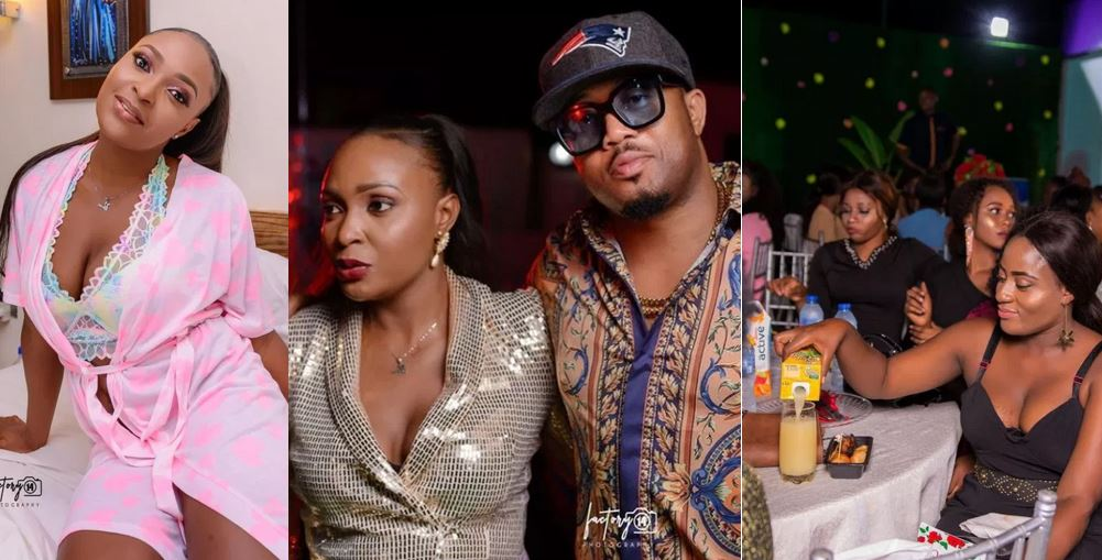 Lovely photos from Okoro Blessing's 30th birthday party