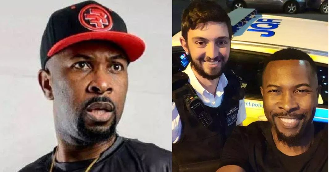 """Four men attacked you and you still look fresh"" – Nigerians react to Ruggedman's London attack claims"